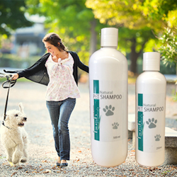 Pet Shampoo - All Natural