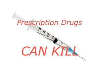 drugs can kill