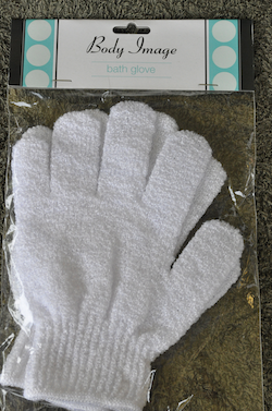 Loofah Gloves